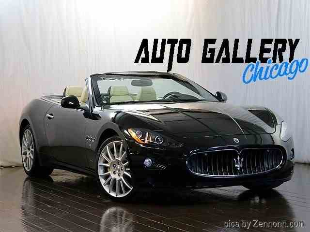Picture of 2011 Maserati GranTurismo located in Illinois Offered by  - NLEY