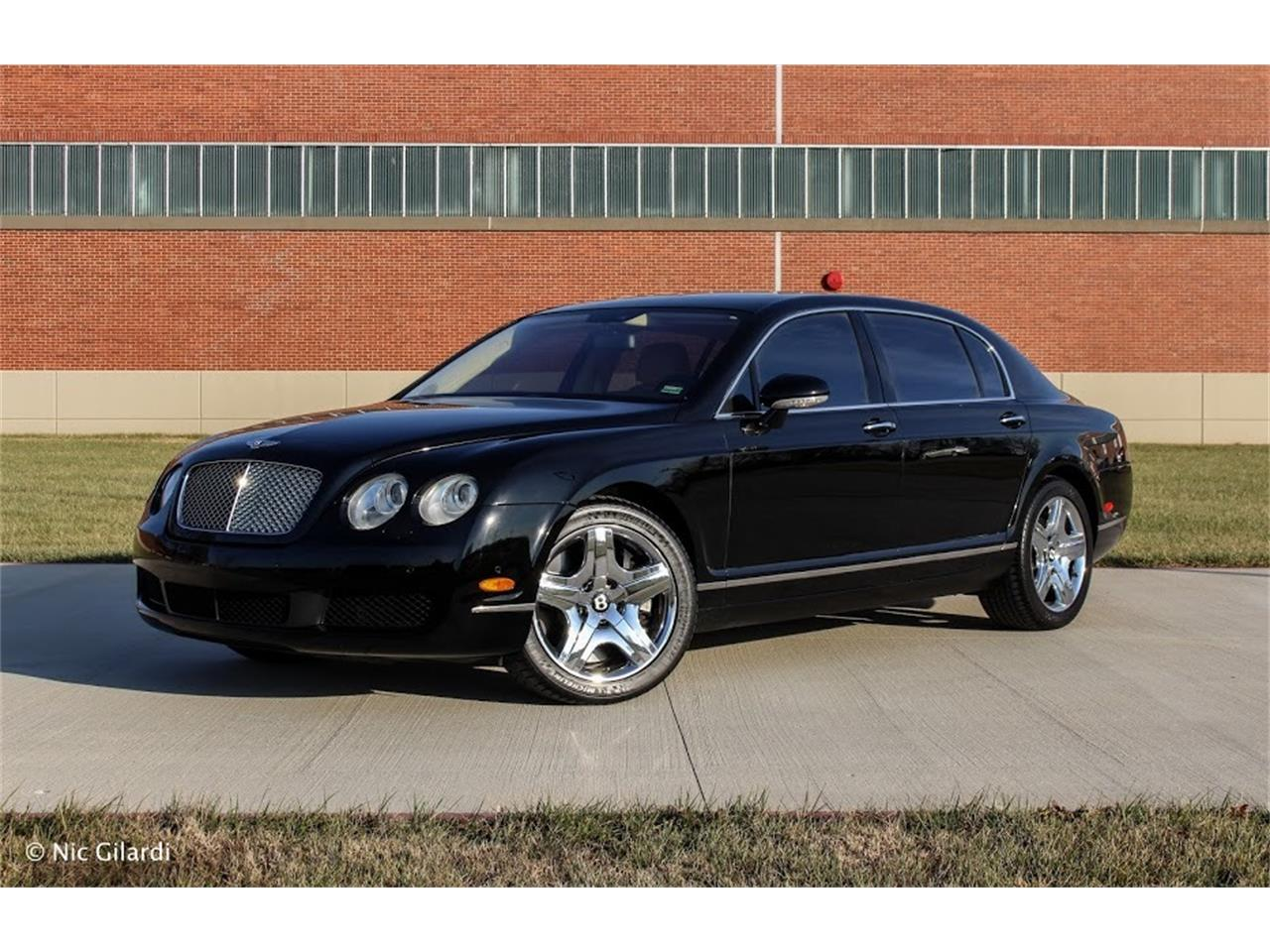 Large Picture of '06 Flying Spur - NR9K
