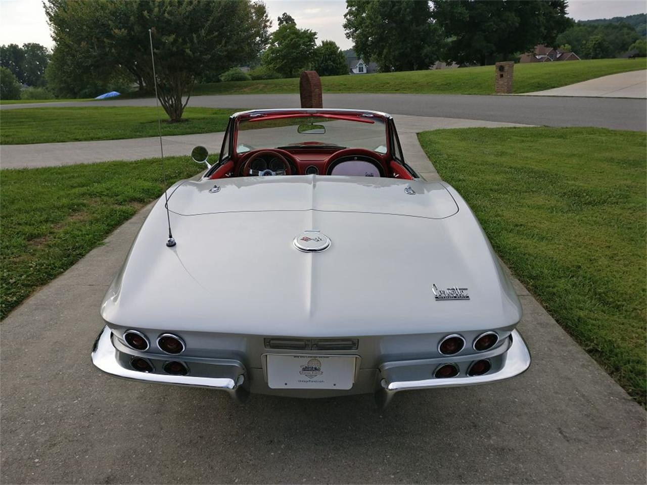Large Picture of '67 Chevrolet Corvette Offered by Vintage Planet - NR9O