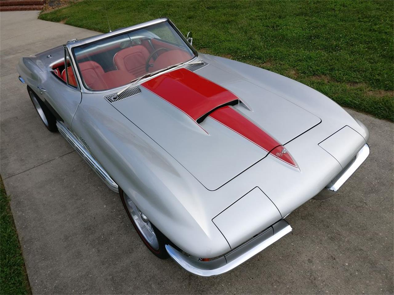 Large Picture of 1967 Chevrolet Corvette - $144,900.00 - NR9O