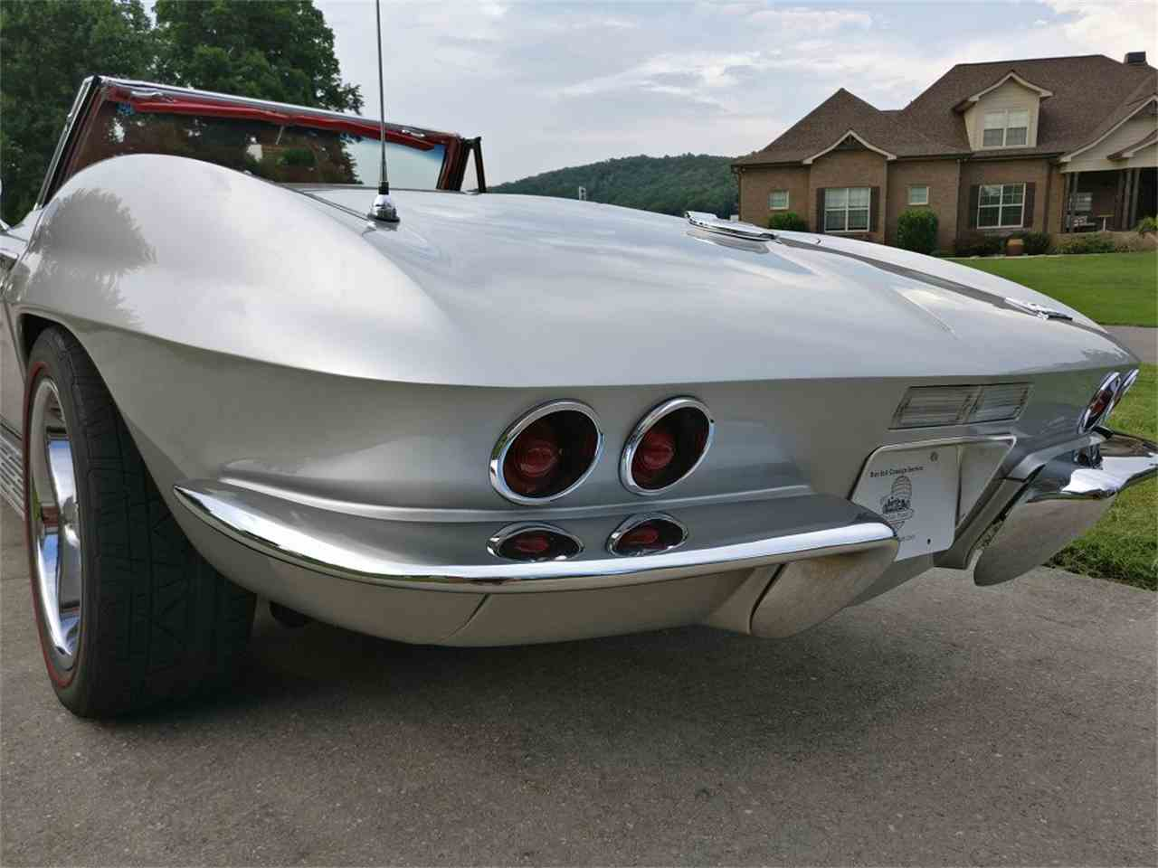 Large Picture of '67 Corvette - NR9O