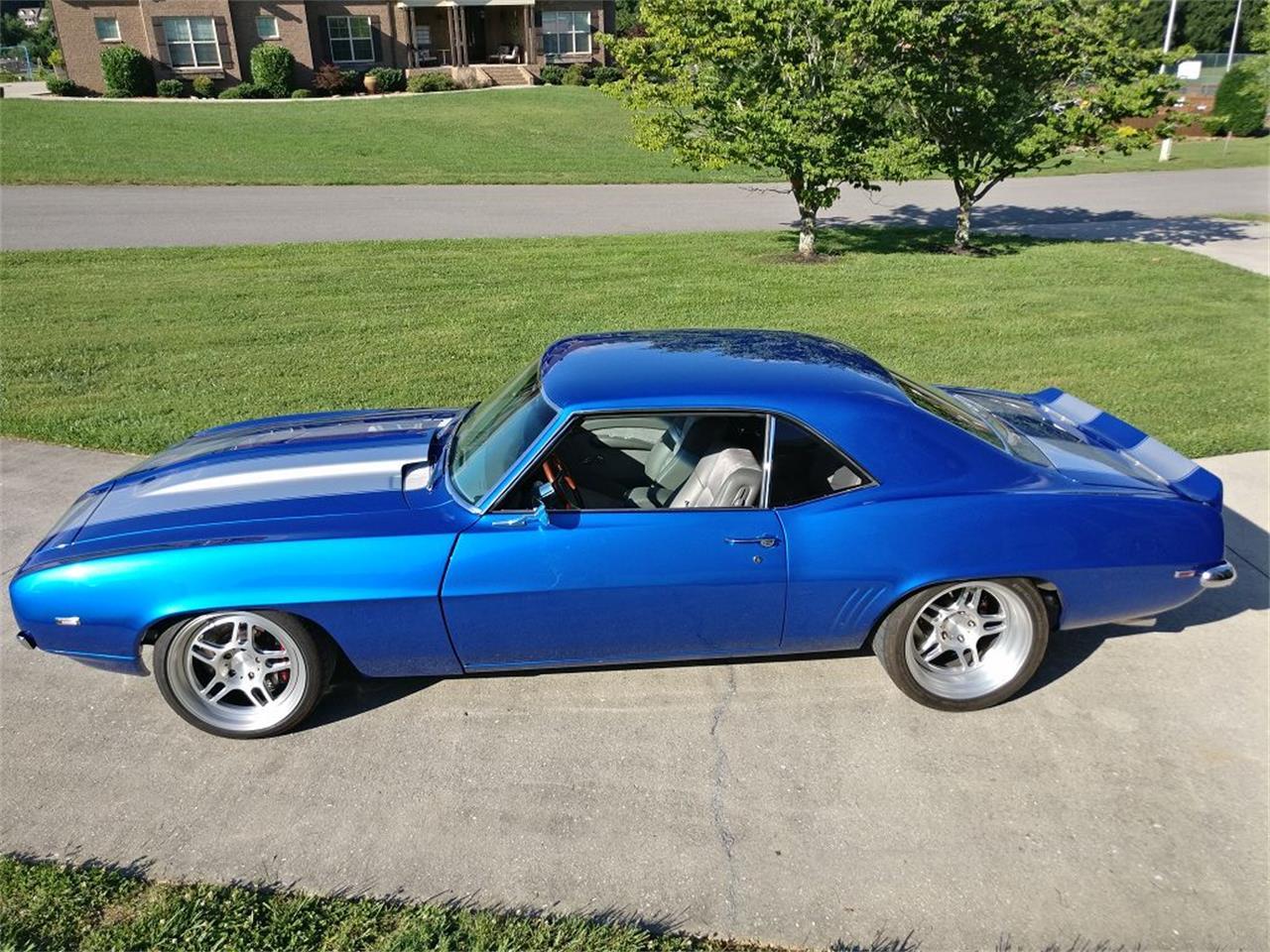 Large Picture of '69 Camaro - NR9Q