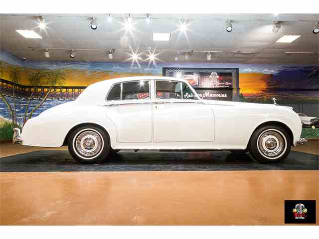 Picture of '61 Silver Cloud - NRAF