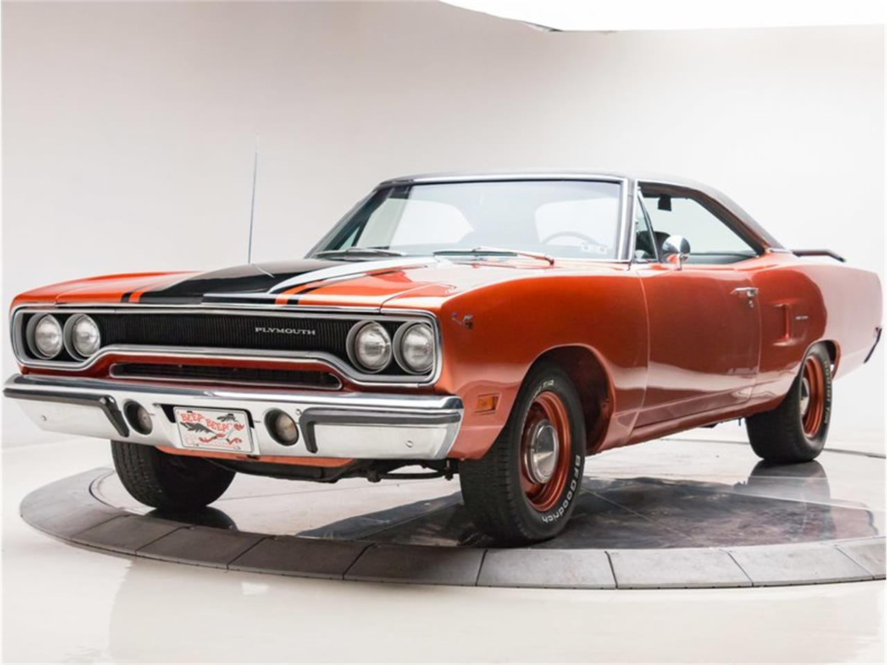 Large Picture of 1970 Plymouth Road Runner - $67,950.00 - NLF2