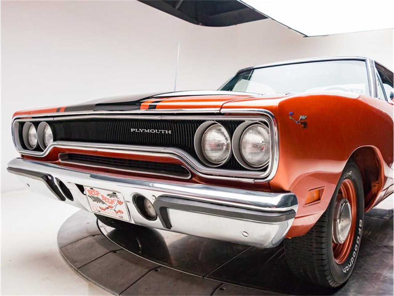 Large Picture of Classic '70 Plymouth Road Runner located in Cedar Rapids Iowa - $67,950.00 Offered by Duffy's Classic Cars - NLF2