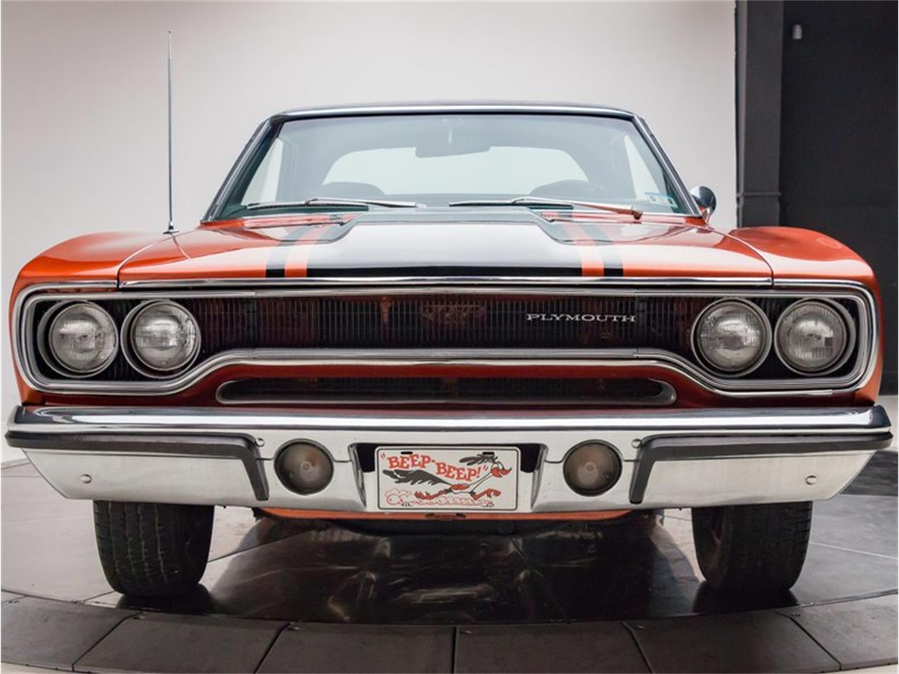 Large Picture of '70 Plymouth Road Runner located in Iowa Offered by Duffy's Classic Cars - NLF2