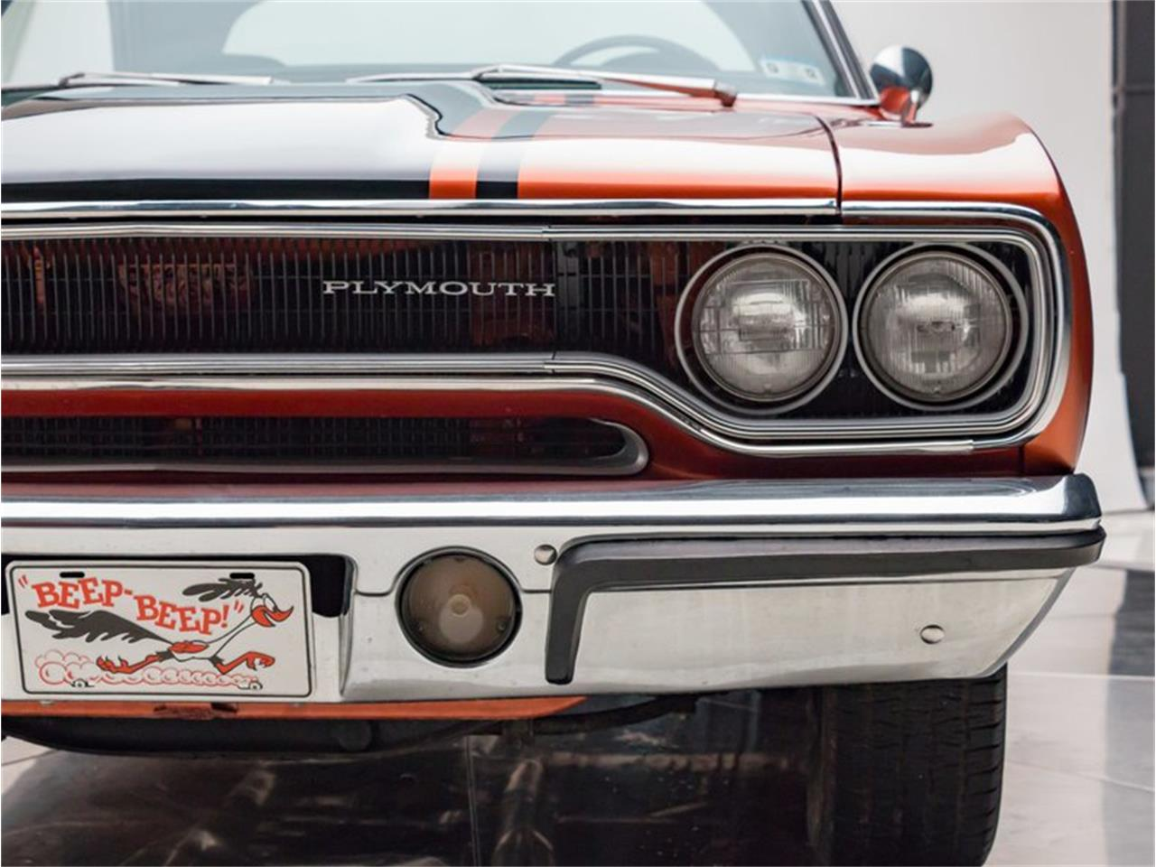 Large Picture of Classic '70 Plymouth Road Runner located in Cedar Rapids Iowa Offered by Duffy's Classic Cars - NLF2