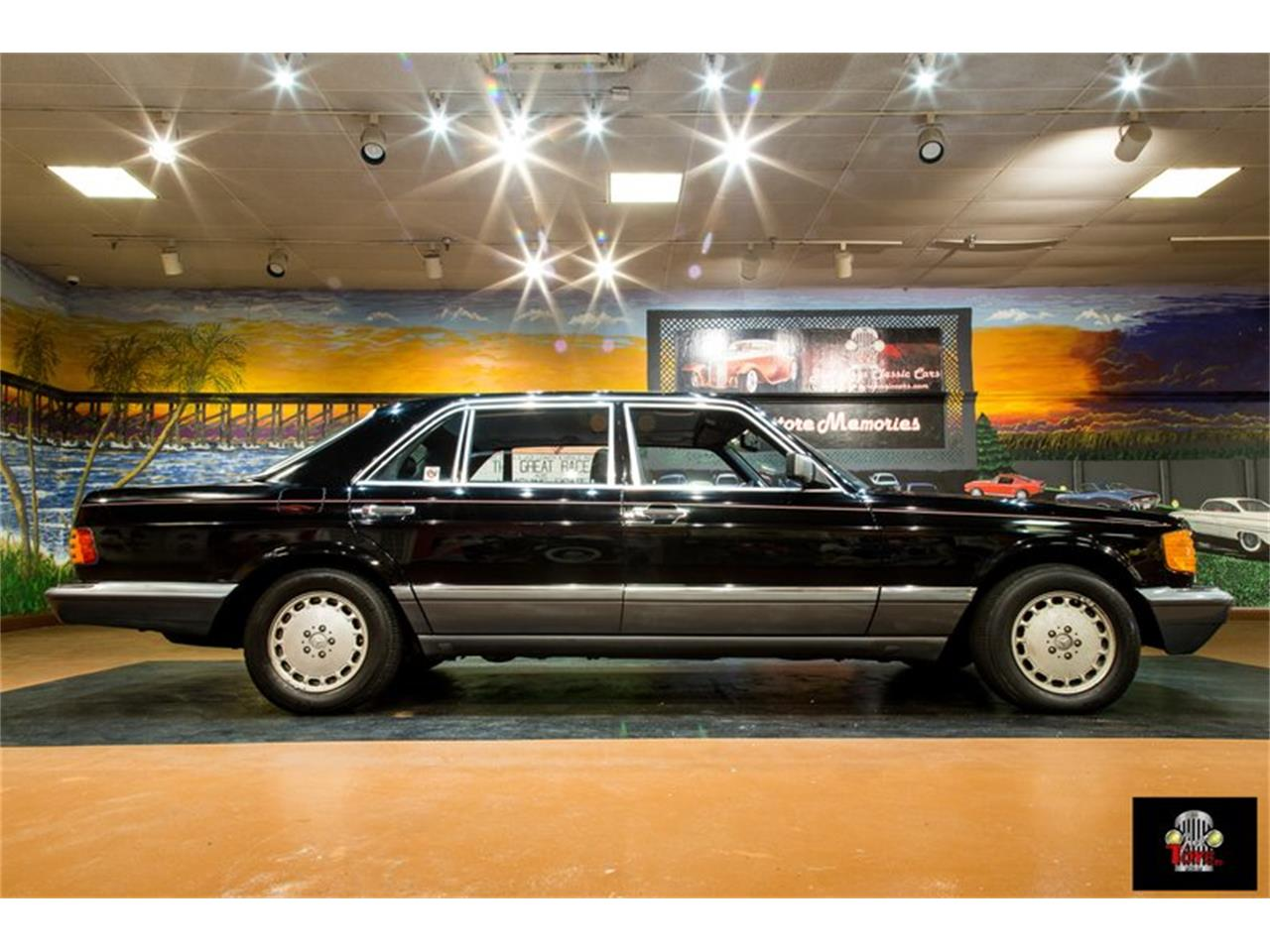 1990 Mercedes Benz 560 For Sale