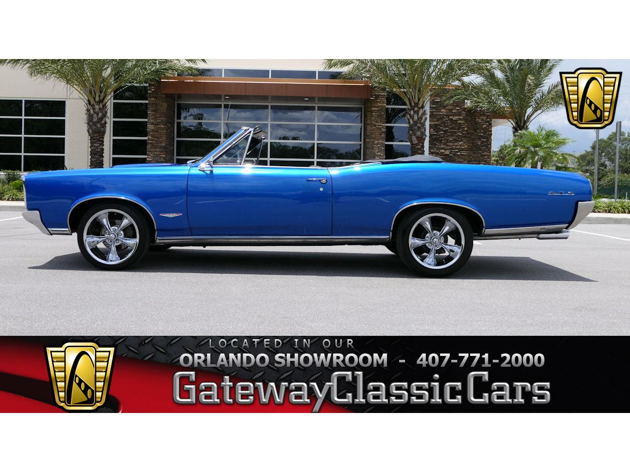 For Sale: 1966 Pontiac GTO in Lake Mary, Florida