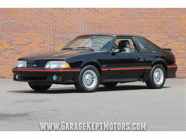 Picture of '88 Mustang - NRAU