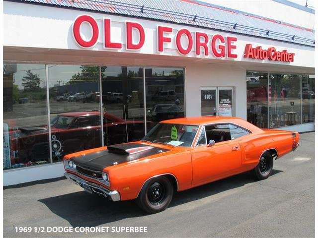 Picture of '69 Coronet - NLF4