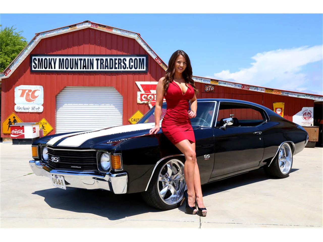Large Picture of '72 Chevrolet Chevelle located in Lenoir City Tennessee Offered by Smoky Mountain Traders - NRB6