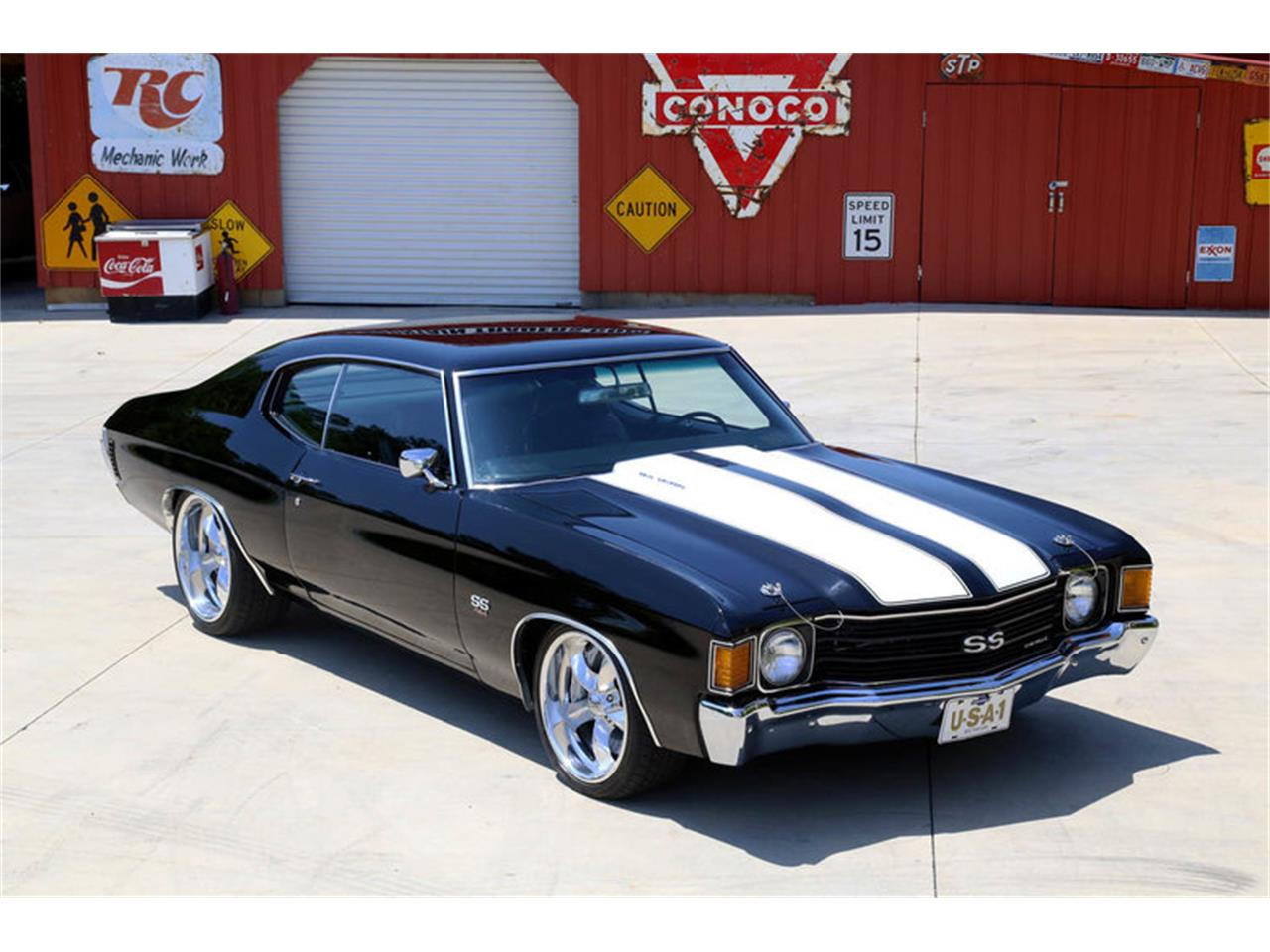 Large Picture of Classic '72 Chevrolet Chevelle located in Lenoir City Tennessee - $46,995.00 - NRB6