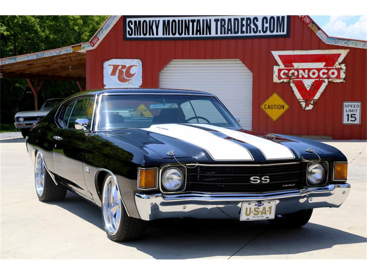 Large Picture of '72 Chevrolet Chevelle located in Lenoir City Tennessee - $46,995.00 Offered by Smoky Mountain Traders - NRB6