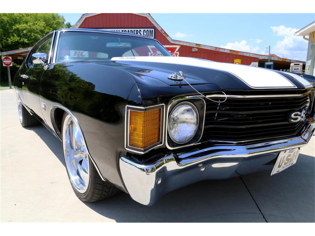 Large Picture of Classic '72 Chevrolet Chevelle - NRB6