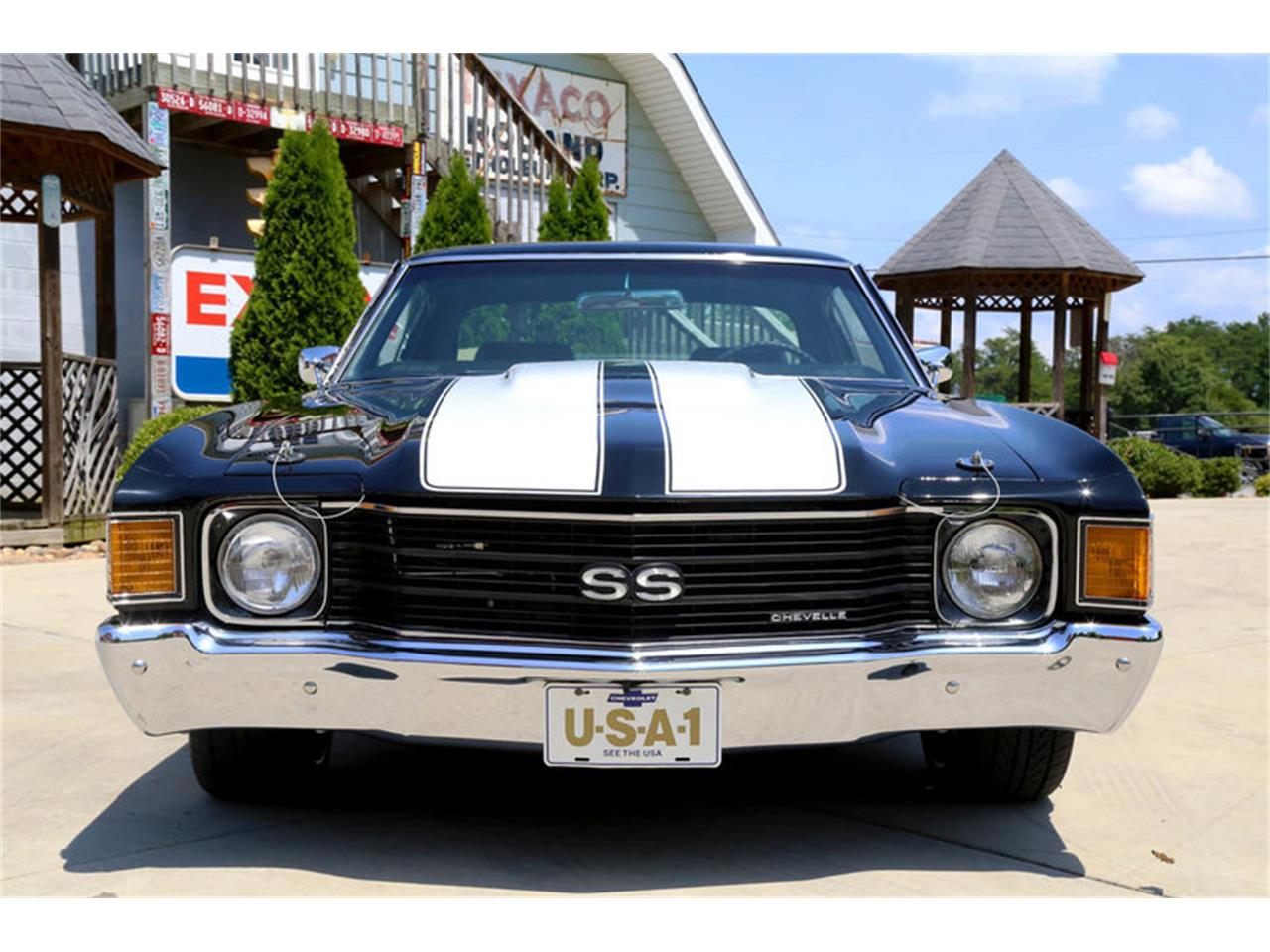 Large Picture of Classic '72 Chevelle located in Tennessee Offered by Smoky Mountain Traders - NRB6