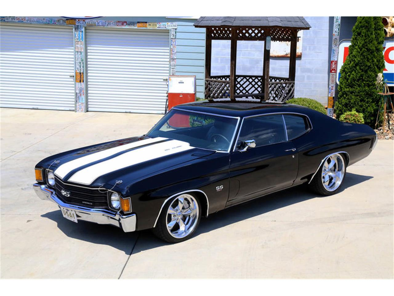 Large Picture of Classic 1972 Chevelle - $46,995.00 Offered by Smoky Mountain Traders - NRB6