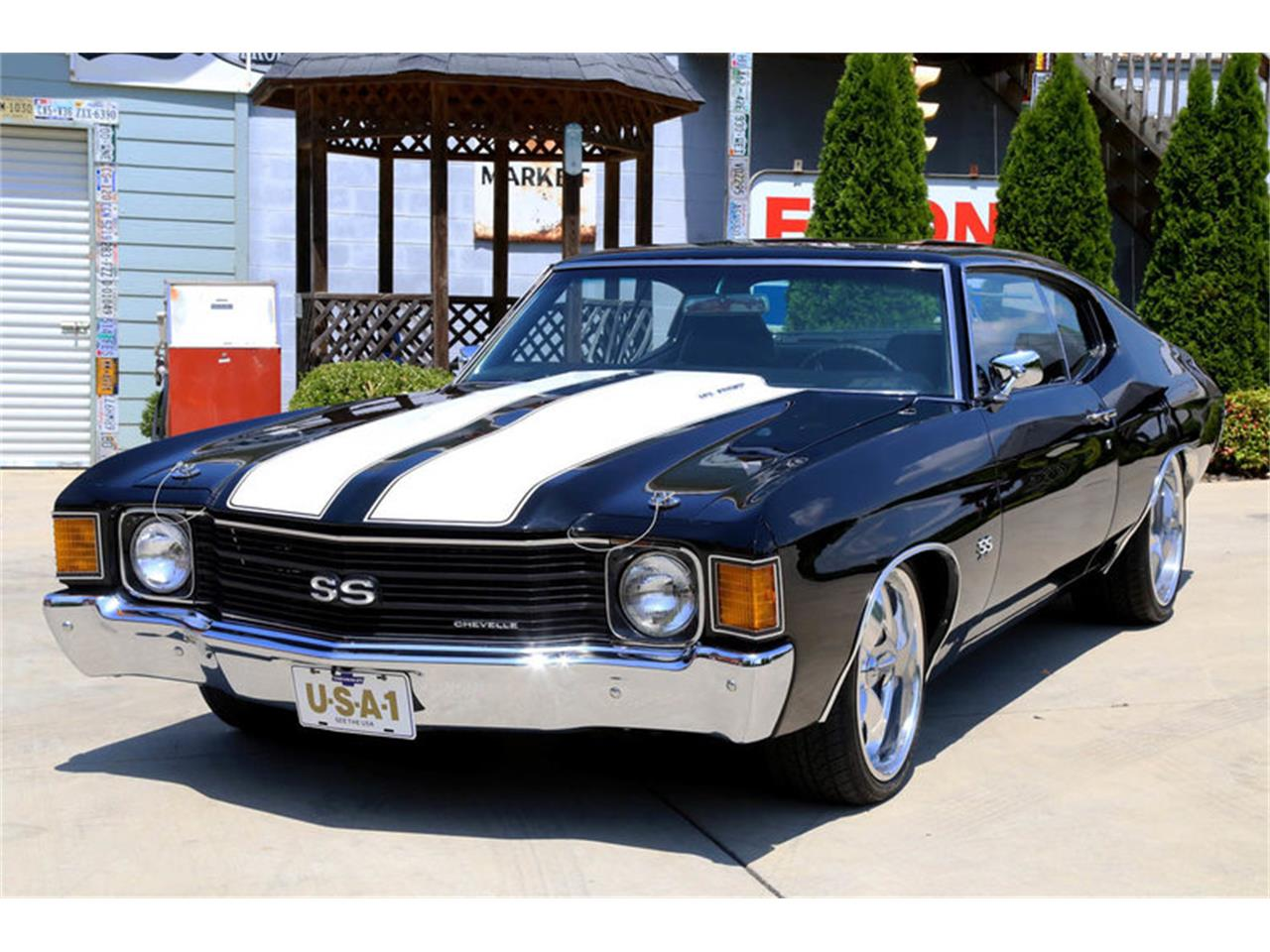 Large Picture of '72 Chevelle Offered by Smoky Mountain Traders - NRB6