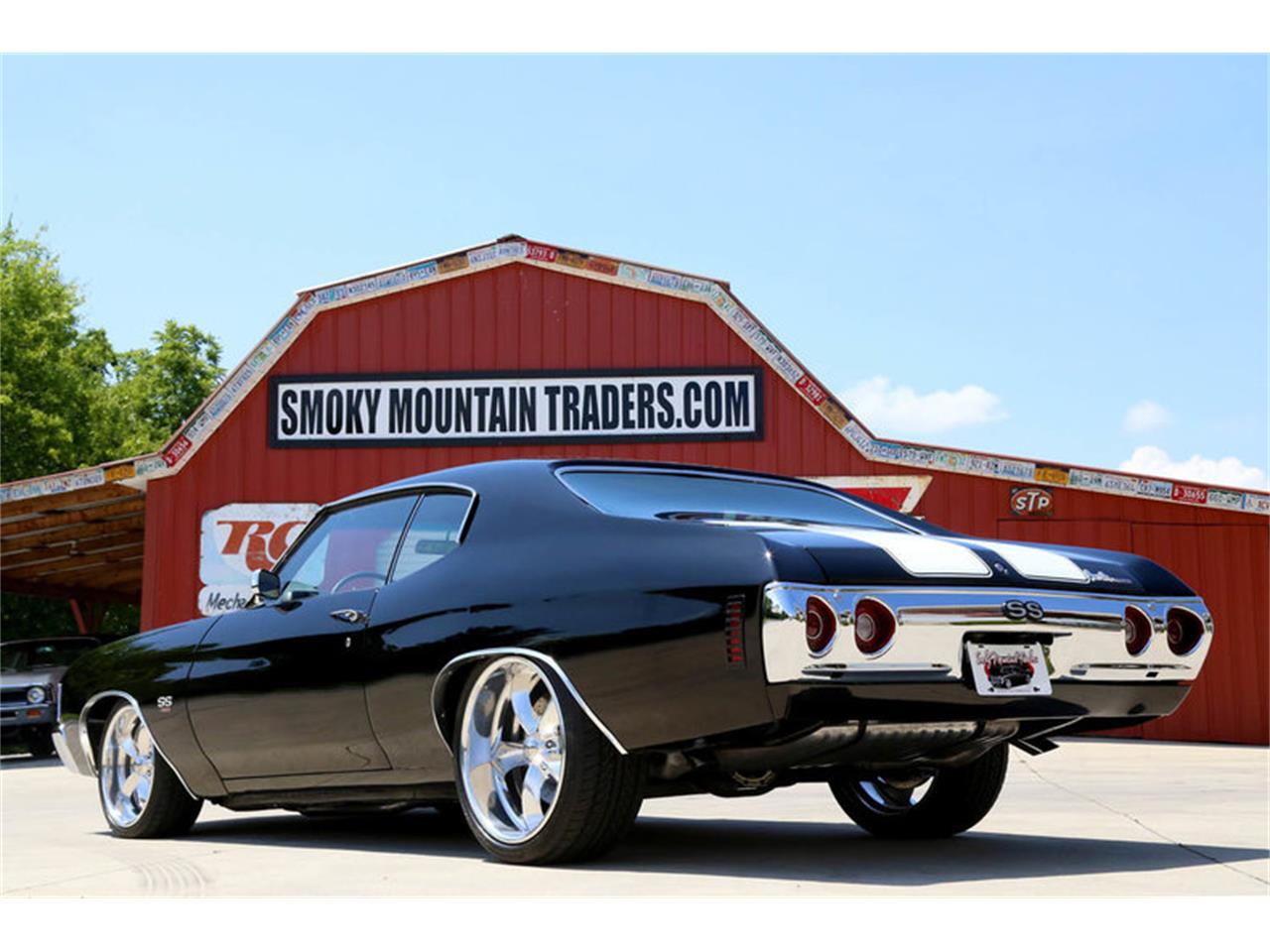 Large Picture of Classic 1972 Chevrolet Chevelle - NRB6