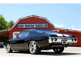 Picture of Classic '72 Chevelle located in Tennessee - $46,995.00 Offered by Smoky Mountain Traders - NRB6