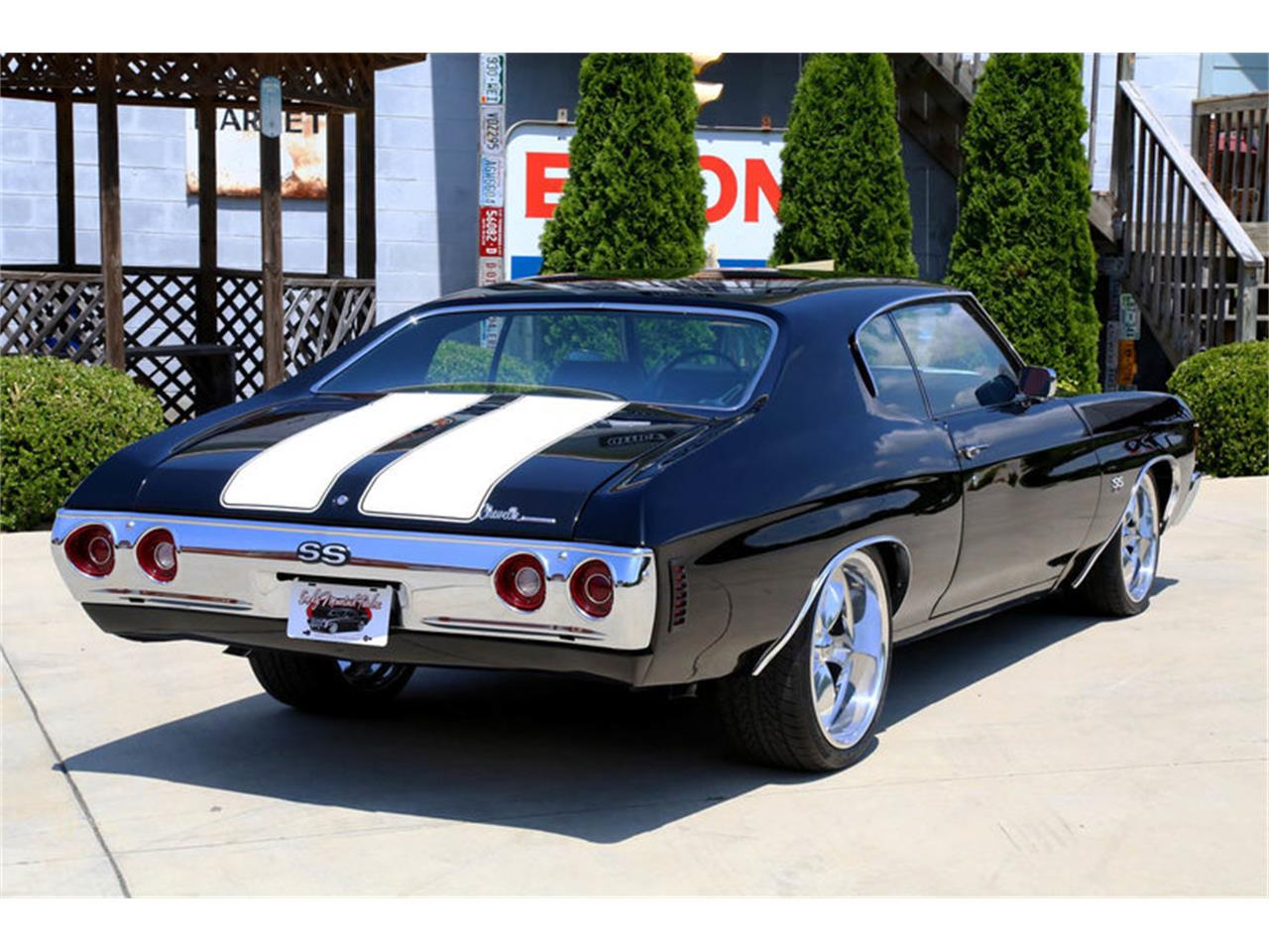 Large Picture of Classic '72 Chevrolet Chevelle Offered by Smoky Mountain Traders - NRB6