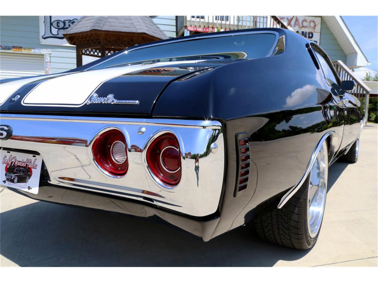 Large Picture of 1972 Chevelle located in Tennessee Offered by Smoky Mountain Traders - NRB6
