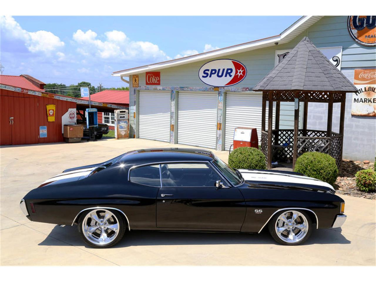 Large Picture of Classic 1972 Chevrolet Chevelle located in Lenoir City Tennessee - NRB6