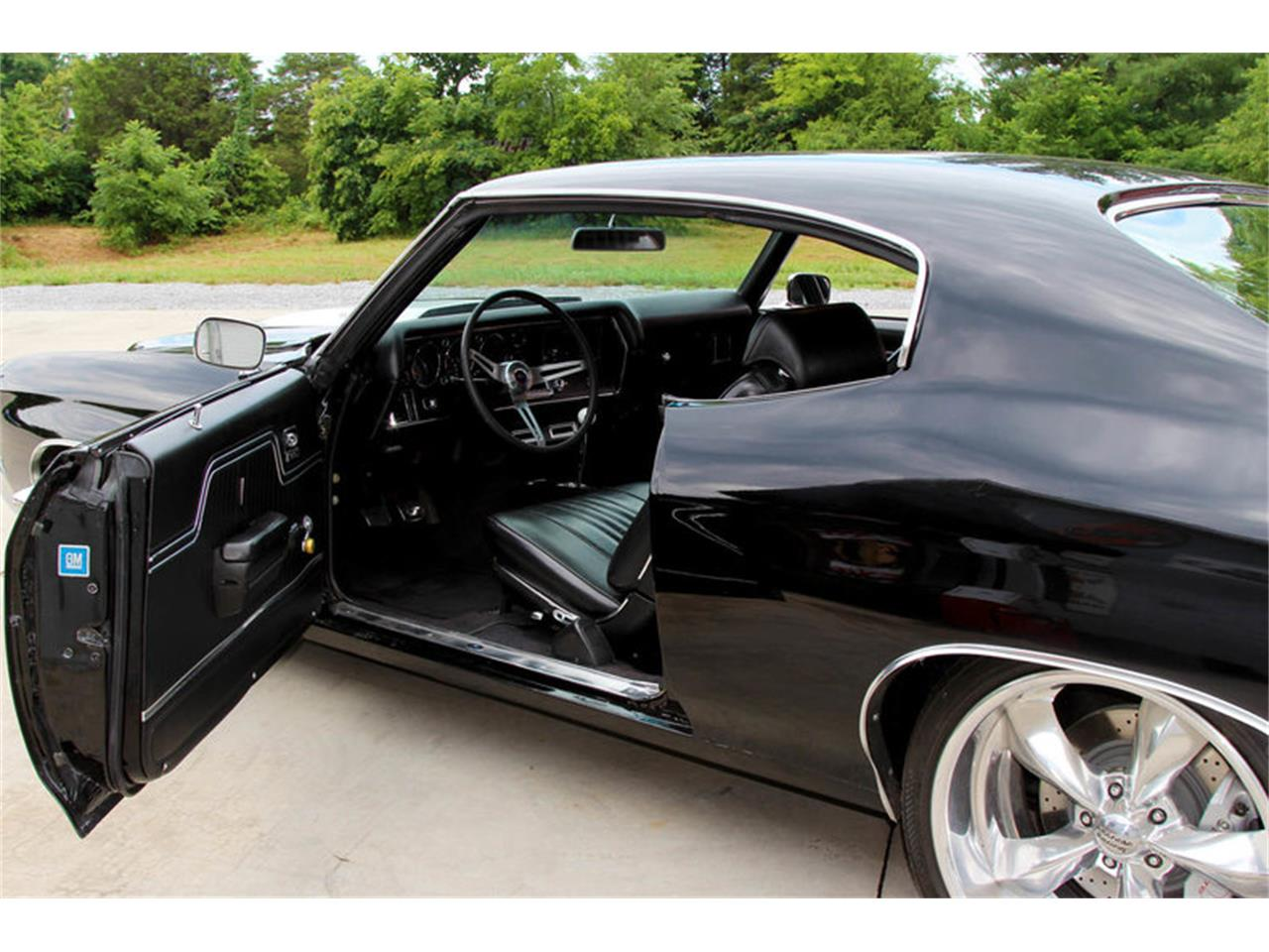 Large Picture of '72 Chevrolet Chevelle located in Tennessee - $46,995.00 - NRB6
