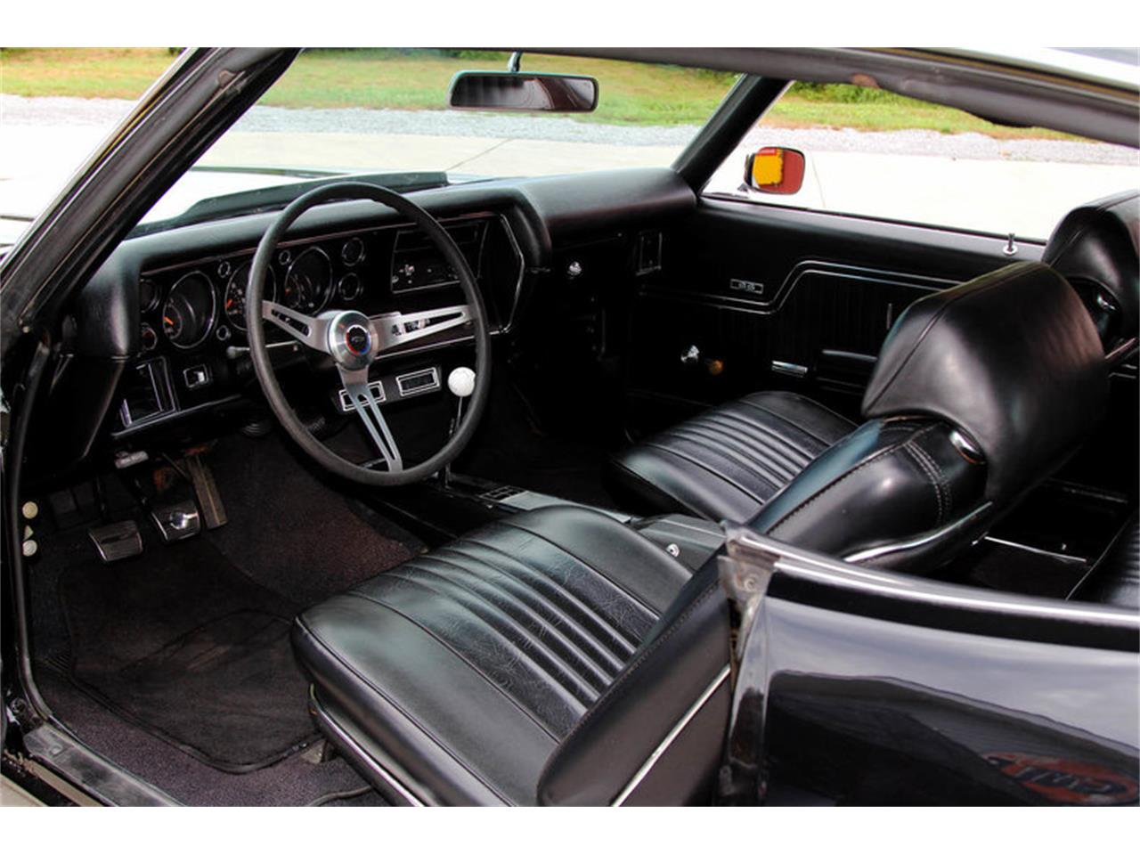 Large Picture of '72 Chevrolet Chevelle located in Tennessee Offered by Smoky Mountain Traders - NRB6
