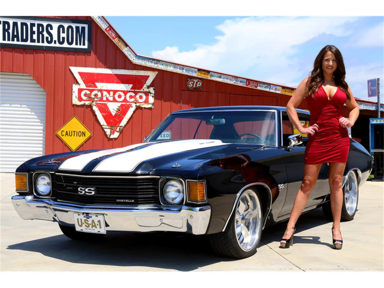 Large Picture of '72 Chevelle located in Lenoir City Tennessee - $46,995.00 - NRB6
