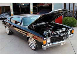 Picture of Classic 1972 Chevelle - NRB6
