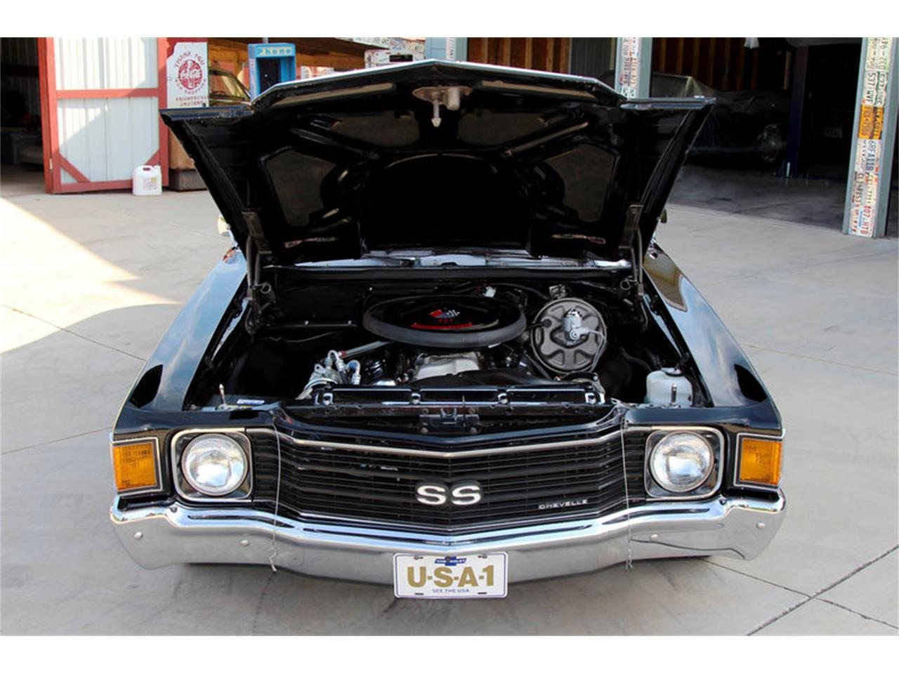Large Picture of Classic 1972 Chevrolet Chevelle Offered by Smoky Mountain Traders - NRB6