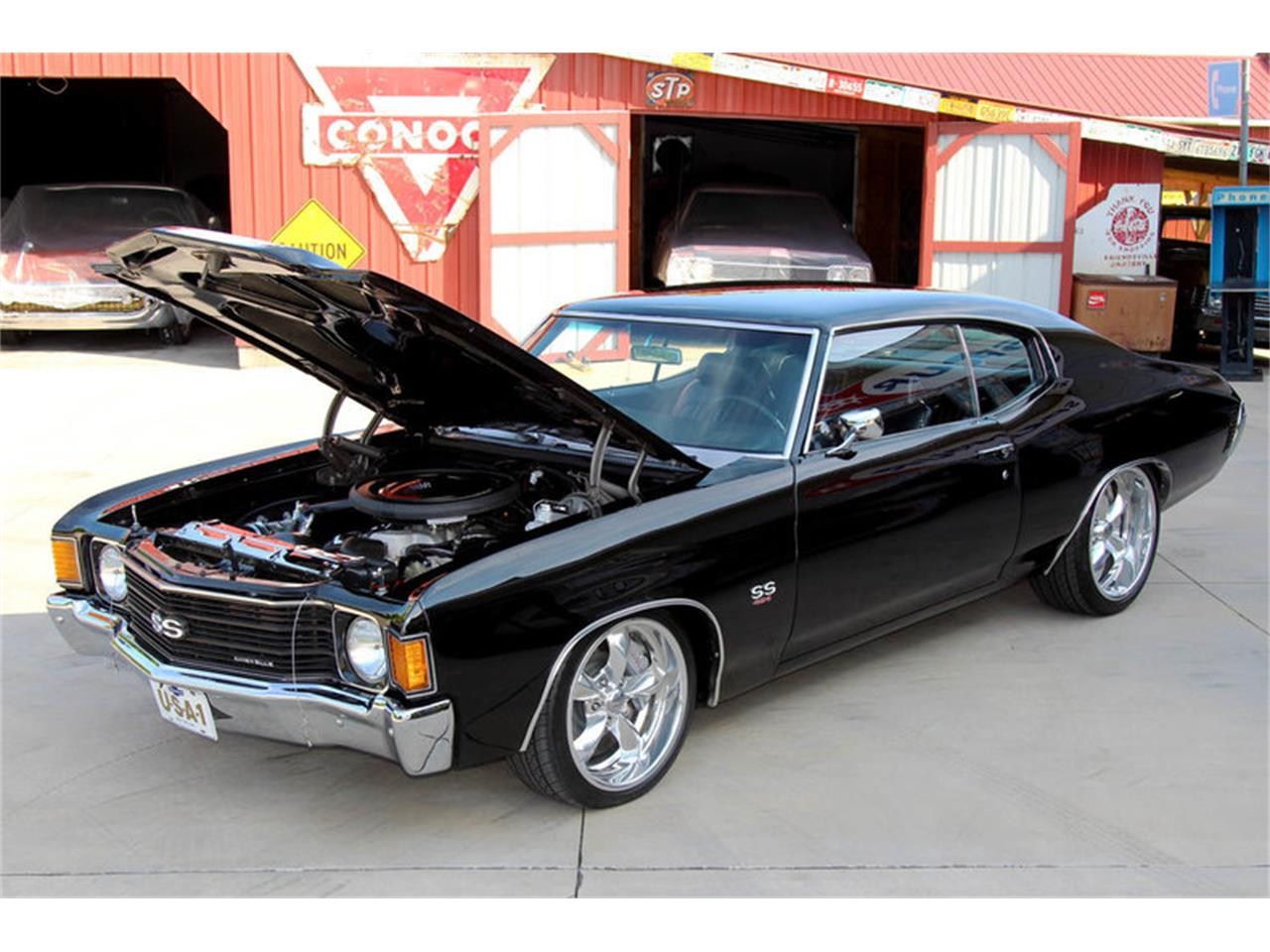 Large Picture of Classic '72 Chevelle - NRB6