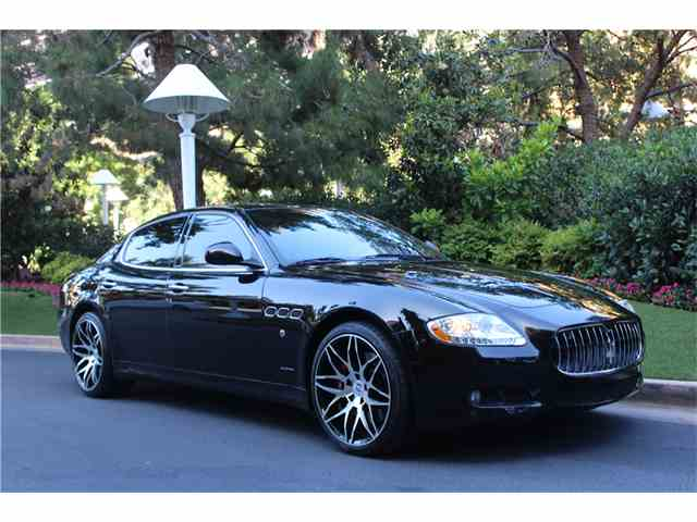 Picture of 2009 Maserati Quattroporte Auction Vehicle - NKTX