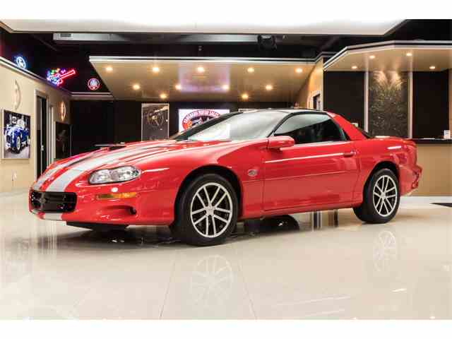 Picture of 2002 Camaro located in Michigan Offered by  - NLF6