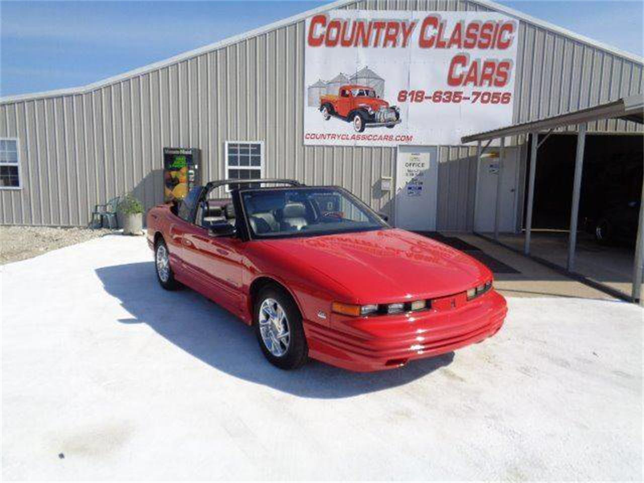 Large Picture of '94 Cutlass Supreme - NRC3