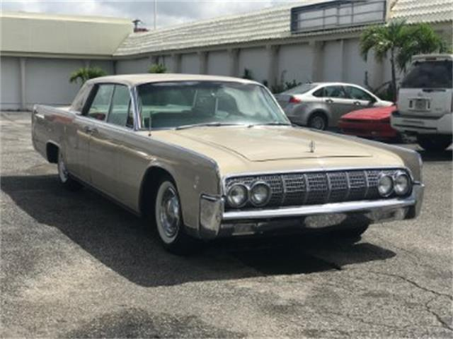 Picture of '64 Continental - NRC5