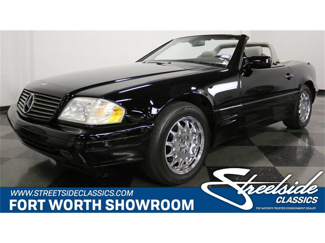 For Sale: 1998 Mercedes-Benz SL500 in Ft Worth, Texas