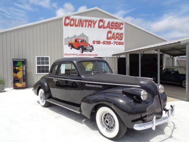 Picture of '39 Buick 40 located in Staunton Illinois - $14,750.00 - NRCQ