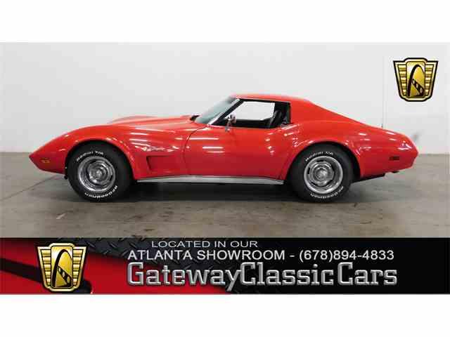 Picture of '74 Corvette - NRCU