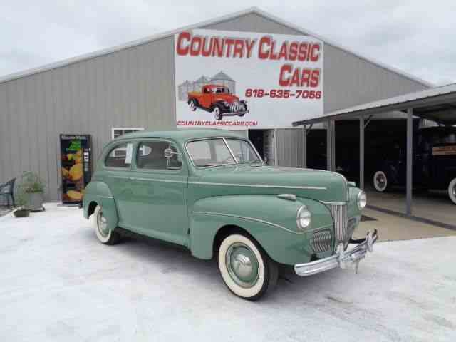 Picture of '41 Super Deluxe - NRCV