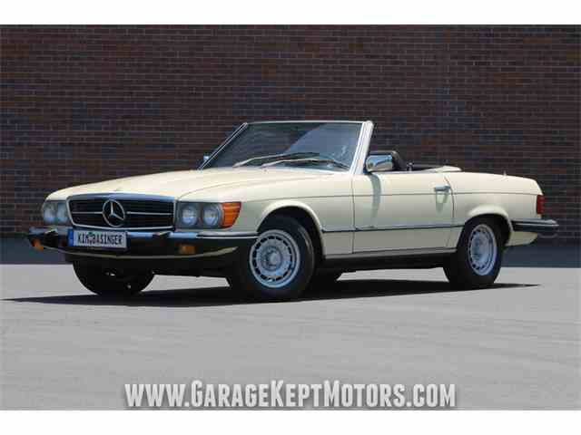 Picture of 1980 450SL located in Grand Rapids Michigan Offered by  - NLFB