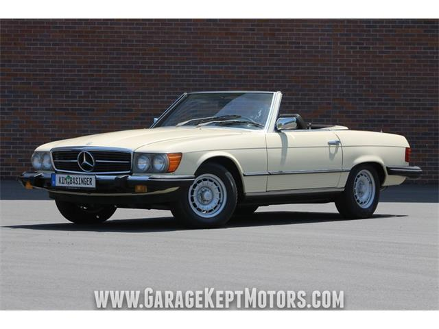 Picture of '80 450SL - NLFB