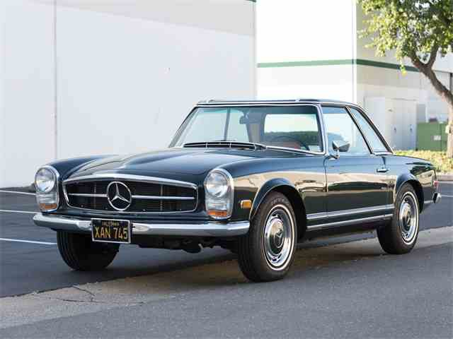 Picture of '68 280 SL 'Four-Speed' - NRDA