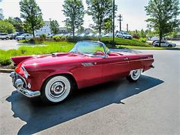Picture of 1955 Thunderbird located in Worcester Massachusetts - NRDU