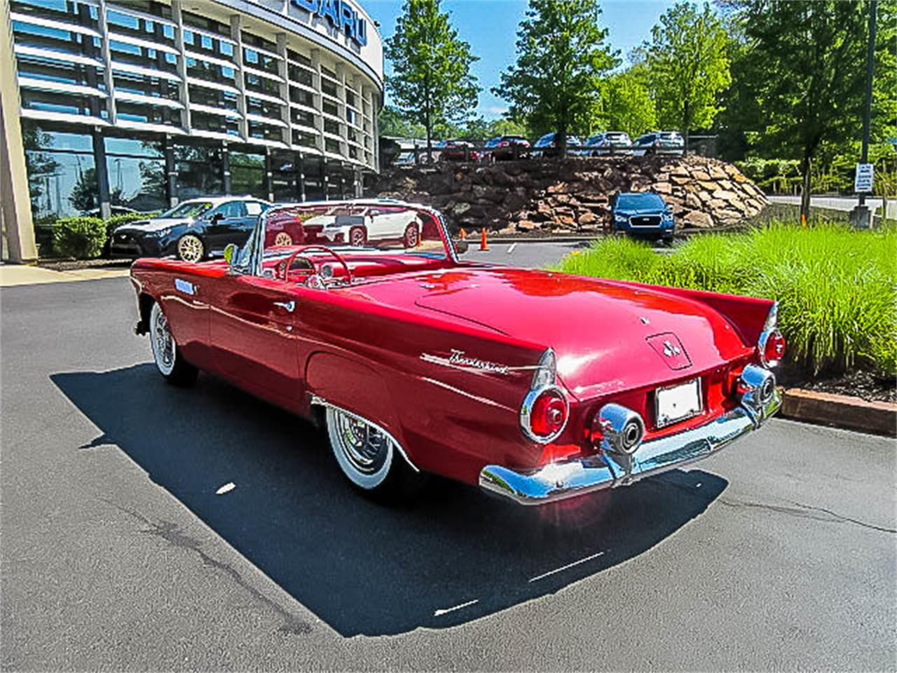 Large Picture of '55 Thunderbird - NRDU