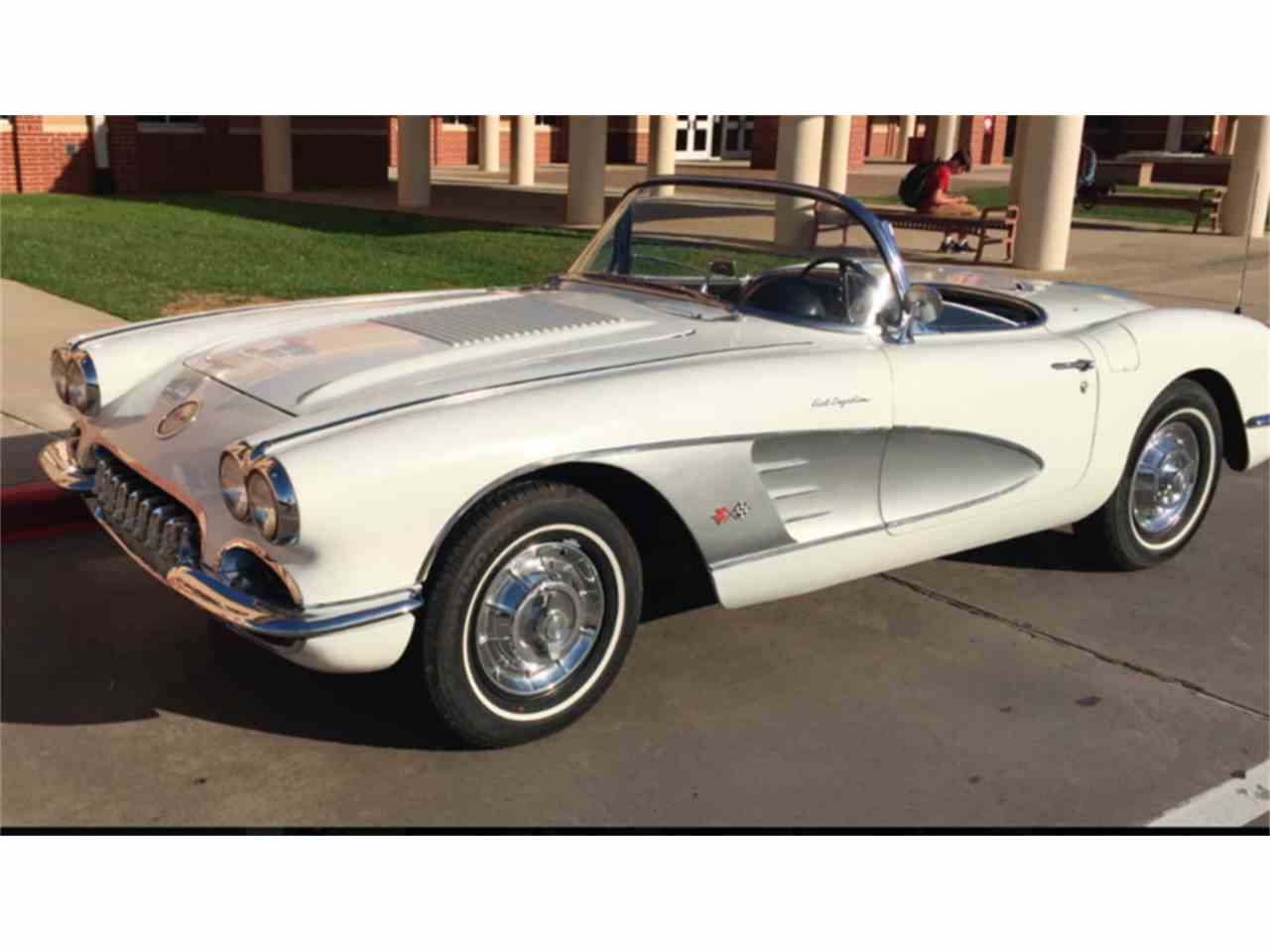 Large Picture of '58 Corvette - NRDY
