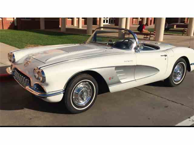 Picture of '58 Corvette - NRDY