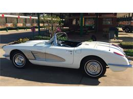 Picture of '58 Corvette Auction Vehicle Offered by Premier Auction Group - NRDY