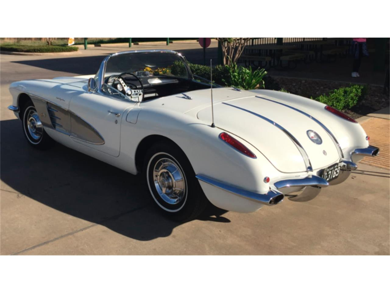 Large Picture of Classic 1958 Chevrolet Corvette located in Florida Auction Vehicle Offered by Premier Auction Group - NRDY